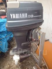 Yamaha. 80,00л.с., 2х тактный, бензин, нога L (508 мм), Год: 1993 год