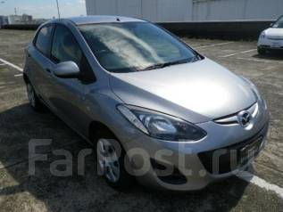 Mazda Demio. 1.3, 33 000 тыс. км, б/п. Под заказ