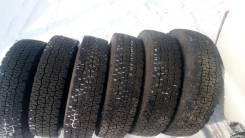 Dunlop SP. Зимние, без шипов, 2008 год, износ: 20%, 6 шт