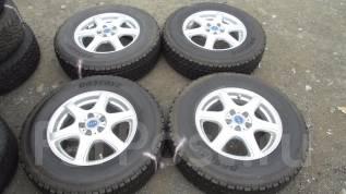 Продам комплект колес. 6.0x15 5x100.00 ET48 ЦО 73,0мм.