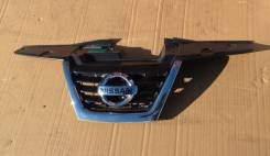 Решетка радиатора. Nissan Juke, F15, SUV, NF15, YF15 Двигатели: HR16DE, MR16DDT, HR15DE