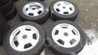 Продам комплект колес. 7.0x17 4x114.30, 5x114.30 ET38 ЦО 73,0мм.