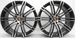 Porsche. 9.0/10.0x20, 5x112.00, ET26/19, ЦО 66,6мм.
