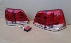 Стоп-сигнал. Toyota Land Cruiser, URJ202, URJ202W, UZJ200, UZJ200W, VDJ200