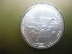 Монета серебряная 10 рублей Олимпиада 80
