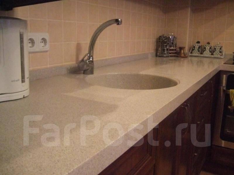 Столешница цвет bilbao кухонный стол из камня Большое Алексеевское