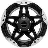 Sakura Wheels R5310. 8.0x16, 5x150.00, ET-20, ЦО 110,5мм.