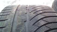 Michelin Pilot Alpin PA4. Зимние, без шипов, 2014 год, износ: 30%, 1 шт