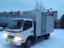 Hino Dutro. Продаётся фургон ХИНО Дутро., 4 600 куб. см., 3 000 кг.