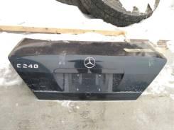 Крышка багажника. Mercedes-Benz C-Class