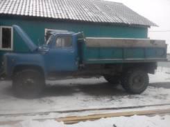 ГАЗ 53. Газ-53, 4 000 куб. см., 4 500 кг.