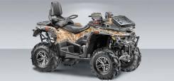 Stels ATV 850G Guepard Trophy Pro EPS, 2016. исправен, есть птс, без пробега
