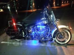 Harley-Davidson Softail Heritage Classic. 1 450 куб. см., исправен, птс, с пробегом