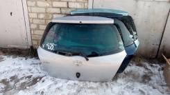 Дверь багажника. Toyota Vitz, KSP90, NCP91, NCP95, SCP90 Двигатели: 1KRFE, 1NZFE, 2NZFE, 2SZFE