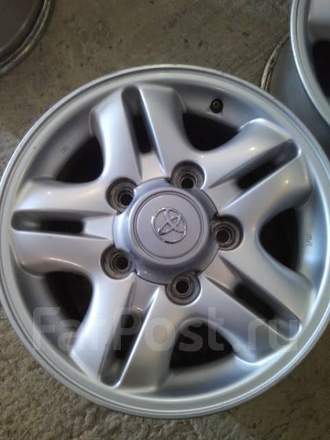 Toyota. 4.5x16, 5x110.00, ЦО 60,0мм.