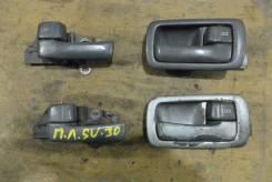 Ручка двери внутренняя. Toyota Vista, SV30, VZV33, VZV32, CV30, VZV31, VZV30, SV35, SV32, SV33 Toyota Camry, VZV33, VZV32, SV30, MCV10, CV30, SV32, VZ...