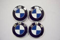 """Колпачки диска ЦО (заглушка диска) центрального отверстия BMW 68мм. Диаметр 17"""", 4 шт."""