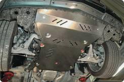 Защита картера и КПП Mitsubishi Lancer IX (03-09) 111040023 АвтоБРОНЯ 111040023 АвтоБРОНЯ 111040023