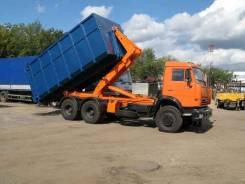Камаз 65115. АС-14 (63370С) на шасси Камаз-65115 мультилифт (навеска МПР-1), 100 куб. см.