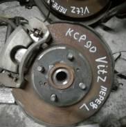 Ступица. Toyota Vitz, KSP90 Двигатель 1KRFE