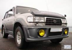 Дефлектор капота. Toyota Land Cruiser. Под заказ