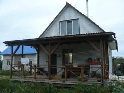 Два дома на участке 14 соток под Владивостоком (г. Артем) на Краснодар. От частного лица (собственник)