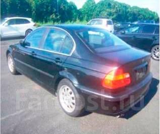 Стекло заднее. BMW 3-Series, Е46