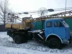 МАЗ 5334. Продам или обменяю автокран МАЗ, 8 000 куб. см., 14 000 кг., 14 м.