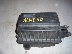 Корпус воздушного фильтра. Nissan Caravan Elgrand, ALWE50 Nissan Homy Elgrand, ALWE50 Nissan Ambulance, ALWE50 Nissan Elgrand, ALWE50