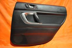 Обшивка двери. Subaru Legacy, BLE, BL5, BP5, BPE Двигатели: EJ20, EJ20Y, EJ20X, EJ30D