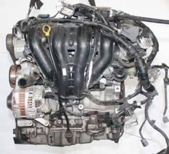 Двигатель в сборе. Mazda Premacy, CREW Двигатель LFDE