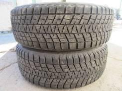Bridgestone Blizzak DM-V1. Зимние, без шипов, 2014 год, износ: 10%, 2 шт