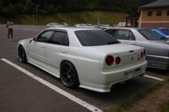 Бампер. Nissan Skyline GT-R