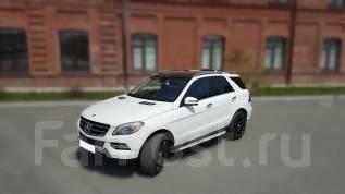 Аренда авто Mercedes-ML 2014! Трансфер в аэропорт! Автопрокат. С водителем