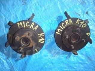 Ступица. Nissan Micra, K10 Двигатели: MA10S, MA10