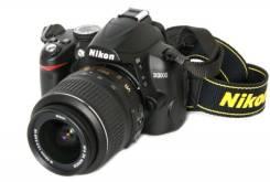 Nikon D3000. 10 - 14.9 Мп, зум: без зума