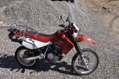 Honda XR 650L. 647 куб. см., исправен, птс, с пробегом