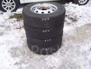 Комплект зимних шин 155 8PR LT R-13 155х80 R-13 с дисками. 4.5x13 4x100.00, 4x110.00, 4x114.30 ЦО 70,0мм.