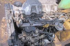 Продам двигатель Toyota CT17# 2C (с пробегом по РФ)