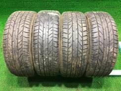 Bridgestone Potenza RE040. Летние, 2003 год, износ: 20%, 4 шт