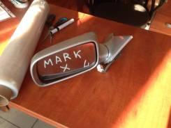 Зеркало заднего вида боковое. Toyota Mark X, GRX120, GRX121, GRX125 Двигатели: 3GRFSE, 4GRFSE