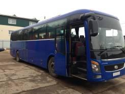 Hyundai Universe. Автобус Huyndai Universe 2012, 12 300 куб. см., 45 мест