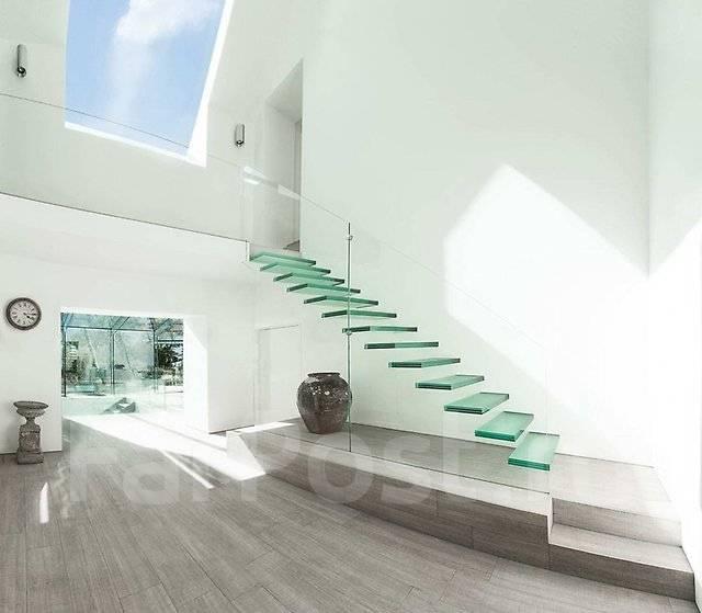 Стеклянные лестницы - не сказка, а реальность
