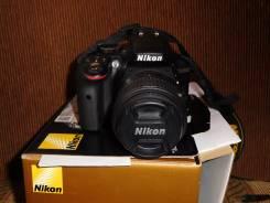 Nikon D3300 Kit. 20 и более Мп, зум: 3х