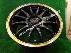 Sakura Wheels 366. 7.5x17, 5x108.00, ET40