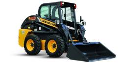 New Holland L218. Мини-погрузчик , 100 куб. см., 818 кг.