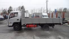 ГАЗ Газель. Грузовик бортовой легковой BAW FEnix на 2,5 т. с мотором ЗМЗ-409, 2 699 куб. см., 2 500 кг.