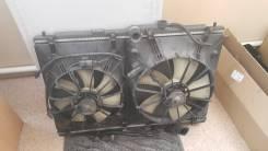 Радиатор охлаждения двигателя. Honda Odyssey, RA6, GH-RA6, GH-RA7, LA-RA7, LA-RA6 Двигатель F23A