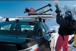 Крепления для лыж, сноубордов.