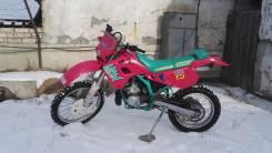 Kawasaki KDX 250. 250 куб. см., исправен, птс, без пробега